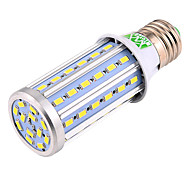abordables -YWXLIGHT® 1500-1600 lm E26/E27 Bombillas LED de Mazorca T 60 leds SMD 5730 Decorativa Blanco Cálido Blanco Fresco AC 110-130V AC 220-240V