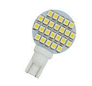 cheap -SO.K T10 Car Light Bulbs 2W W SMD 3528 300lm lm 24 Interior Lights
