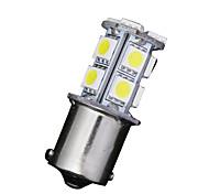 cheap -10 X White 1156 BA15S 13-SMD 5050 LED Light bulbs Turn Signal Backup Reverse 12V