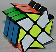 cheap -Rubik's Cube YONG JUN Alien 3*3*3 Smooth Speed Cube Toy Car Magic Cube Puzzle Cube Professional Level Speed New Year Children's Day Gift