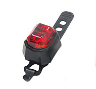 Bike Lights Rear Bike Light LED - Cycling Easy Carrying Warning Other D Size Battery 50 Lumens USB Cycling/Bike