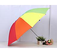 Недорогие -Складные зонты Металл текстиль силиконовый Аксессуары на коляску Дети Путешествия Lady Мужчины Автомобиль