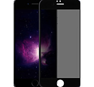 ZXD 3D Full Screen  Anti Peep Phone Protective Film for iPhone 7 Soft Edge Screen Protector Film