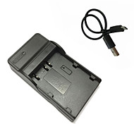 BLM1 микро USB зарядное устройство мобильного камера для Olympus BLM1 E-300 E-500 с-8080 c7070 c5060 е-1