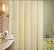 Moderno PEVA 1.8*2M  -  Alta calidad Cortina de baño