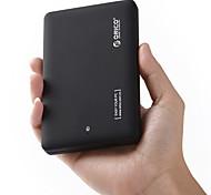 orico 2599us3 USB 3.0 caja de disco duro sin necesidad de herramientas de 2,5 pulgadas SATA caso duro móvil