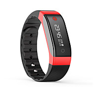 Dingjiayou Smaband Smart Bracelet Waterproof / Long Standby / Pedometers / Health Care / Heart Rate Monitor