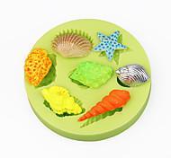 Недорогие -выпечке Mold конфеты Шоколад Пироги Торты Силикон Экологичные Своими руками 3D
