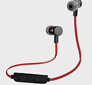 Bluetooth 4.1 Wireless Sport Running Earphone Stereo In-ear Magnet Earbud With Microphone Earphone For iphone Sumsang