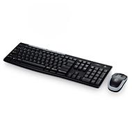 беспроводная клавиатура фотоэлектрический костюм mk260 / домашний офис беспроводной костюм
