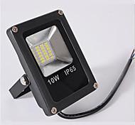 economico -1pc 10W Fari LED Impermeabile Decorativo Bianco caldo Luce fredda 12-80V Giardino Cortile Luci per esterni