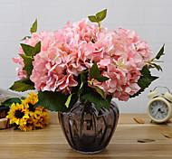 Недорогие -Искусственные Цветы 1 Филиал Европейский стиль Гортензии Букеты на стол