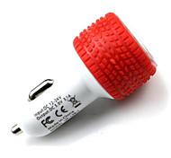 Мульти порты Зарядные устройства для автомобилей Other 2 USB порта зарядное устройство только Для мобильного телефона(5V , 2,1A)