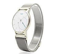 Недорогие -магнитная петля милански из нержавеющей стали полосы для Withings деят деят поп или отслеживания часы и часы группа Huawei деят стали