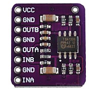 cheap -CJMCU-1308 TDA1308 Stereo Earphone Driver Module - Purple