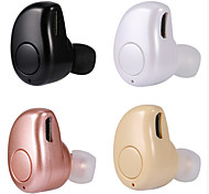cheap -In Ear Wireless Headphones Plastic Driving Earphone Mini with Microphone Headset