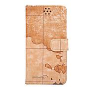 Pour samsung galaxy note 5 note 4 casquette pu cuir étui téléphone portable