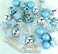 Ornament Trees Ornaments Gift Boxes Snowmen Santa Snowflake Residential Commercial Indoor OutdoorForHoliday Decorations