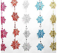 Ornaments Snowflake Residential Commercial Indoor OutdoorForHoliday Decorations