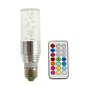 3W E14 GU10 B22 E26/E27 LED Smart Bulbs R39 3 High Power LED 150 lm RGB / K AC 85-265 V