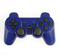 cheap -Wireless Controller for PS3 (Blue) Video Game Accessories Portable