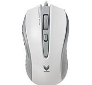 Rapoo v300c игровой мыши режим 4 регулируемые 4000 точек на дюйм Программируемая 8 кнопок дыхания свет компьютер PC ноутбук