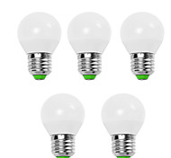 cheap -EXUP® 5pcs 9W 900lm E14 E26 / E27 LED Globe Bulbs G45 12 LED Beads SMD 2835 Decorative Warm White Cold White 110-130V 220-240V