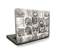 для Macbook Air 11 13 / pro13 15 / Pro с retina13 15 / macbook12 кошек яблоко кейс для ноутбука