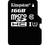 cheap -Kingston 16GB Micro SD Card TF Card memory card UHS-I U1 Class10
