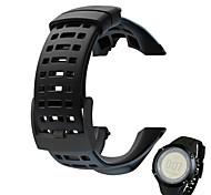 cheap -Watchband For Suunto Ambit 3 Peak Ambit 2 Luxury Rubber Watch Replacement Band Strap