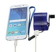Путешествия Адаптер и конвертер / дорожное зарядное устройство LED подсветка Портативное зарядное устройство ДинамоАксессуары для багажа