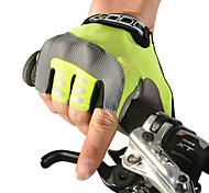 Недорогие -ROCKBROS Спортивные перчатки Перчатки для велосипедистов Водонепроницаемость Быстровысыхающий Ультрафиолетовая устойчивость