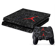 cheap -B-SKIN PS4 PS/2 Bags, Cases and Skins - PS4 Novelty