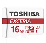 Toshiba 16 Гб Карточка TF Micro SD карты карта памяти UHS-I U1 Class10 EXCERIA