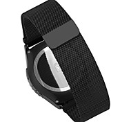 cheap -Watch Band for Huawei Watch Withings Activité Withings Activité Steel Huawei Milanese Loop Metal Stainless Steel Wrist Strap