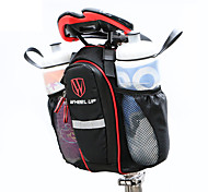 Sports Bike Bag 5LBike Saddle BagWaterproof / Quick Dry / Rain-Proof / Waterproof Zipper / Dust Proof / Moistureproof / Shockproof /