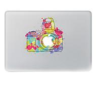 Недорогие -1 ед. Наклейки для Защита от царапин Композиция с логотипом Apple Узор PVC MacBook Pro 15'' with Retina MacBook Pro 15 '' MacBook Pro