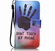 Custodia per cellulare con pittura a mano per apple itouch 5 6 custodie / cover per iPod