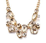 preiswerte -Damen Personalisiert Einzigartiges Design Quasten Modisch Euramerican Anhängerketten Statement Ketten Synthetischer Diamant Aleación