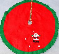нетканый материал рождественской елки юбка рождественской елки фартук 90см