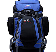 50 L Hiking & Backpacking Pack Cycling Backpack Travel Duffel Climbing Leisure Sports Cycling/Bike Camping & Hiking Running Waterproof