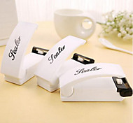Vacuum Food Sealer Mini Portable Heat Sealing Machine Impulse bag Sealer Seal Machine