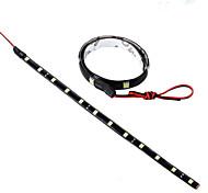 Недорогие -YouOKLight Автомобиль Лампы W SMD 5050 450lm lm Внутреннее освещение ForУниверсальный