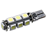 cheap -SO.K T10 Car Light Bulbs 1W High Performance LED 13 Interior Lights