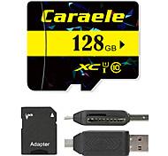 Недорогие -Other 128GB MicroSD Класс 10 80 Other Множественный в одном кард-ридер Считыватель Micro SD карты устройства для чтения карт памяти SD C-2