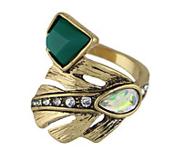 cheap -Women's Alloy Ring - Fashion Gold Ring For Casual
