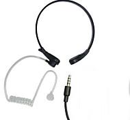шейным ободом шумозащитных чувство горло воздуха проводящую наушники с микрофоном для iphone Samsung