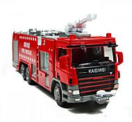 Недорогие -Игрушки Игрушки Квадратный Пожарные машины Металл Классический и неустаревающий 1 Куски День детей Подарок