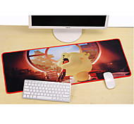 Professional Custom Computer Game Baymax Gaming Mouse Pad Used for  Deskop And Laptop Computer 30x80x0.2cm
