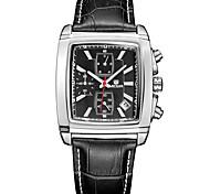 MEGIR Men's Fashion Watch Wrist watch Sport Watch Military Watch Dress Watch Quartz Digital Calendar / date / day Chronograph Water